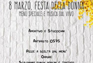 8 Marzo, pizza, cucina…e musica!